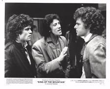 """Harry Hamlin,Joseph Bottoms,""""King of the Mountain""""(1981)Vintage Movie Still"""