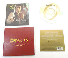 The Lord of the Rings: The Fellowship of the Ring: DVD & Booklet Set