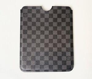Louis Vuitton Gray Damier Graphite Case Cover iPad Air 2