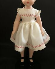 Vintage Madame Alexander Lissy Doll Dress (1957)
