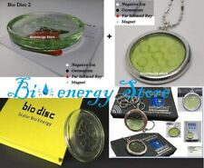 100%Authentic Bio Disc 2 Quantum Scalar + Mini Biodisc Energy Quantum Pendant