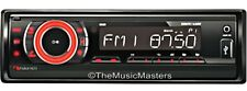 Nakamichi Car Audio Head Unit Stereo Radio MP3 Media Player Deck Aux Input NA82