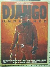 DJANGO UNCHAINED 2011 PROMOTIONAL POSTER ~NEW~MINT CONDITION~JAMIE FOXX~!