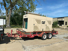 175 Kw Cummins Diesel Generator With Trailer And 240 Gallon Fuel Tank Low Hours