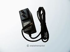 DC 9V AC Adapter For Casio CTK-560L CTK-491 CTK-551 Keyboard Piano Power Supply