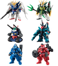 BANDAI FW GUNDAM CONVERGE ♯11 All 6 type set Japan import NEW Figure