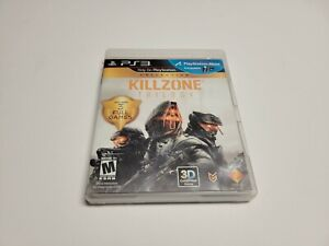 Killzone Trilogy (Sony PlayStation 3, 2012) PS3 CIB Complete TESTED