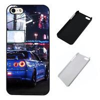 JDM Legend R34 plastic phone case Fits iPhone