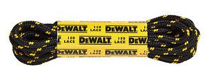 Dewalt Genuine 150cm Safety Work Boot Laces (1 Pair)