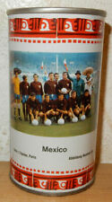 REWE WORLDCUP SOCCER 1970 MEXICO Karlsberg Beer can from GERMANY (35cl)