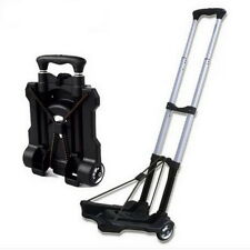 Portable Retractable Folding Handy Truck Dolly Cart Luggage Shopping Trolley New