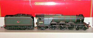 Rare Hornby R2126 Class A3 4-6-2 BR Green 60046 Diamond Jubilee Locomotive VNMIB