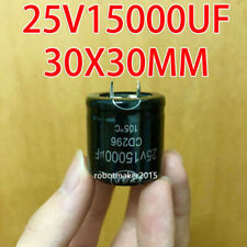 10pc Electrolytic Capacitor NPT Axial 2000hr 105℃ RoHS NP 22uF 250V φ16x33mm SC