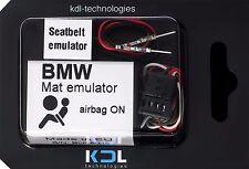 Seat Occupancy Mat Sensor Emulator For BMW 3 Series E90 E91 E92 E93 Airbag Bypas