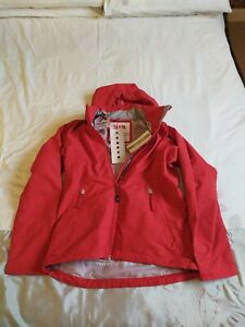 SLAM PORTOFINO INSHORE COASTAL SAILING YACHTING JACKET BNWT  Small