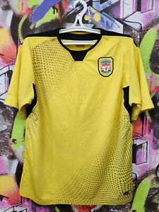 Liverpool FC 2004 2005 Away Football Shirt Soccer Jersey Reebok Vintage Mens L