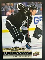 2018-19 Austin Wagner Young Guns Canvas Rookie