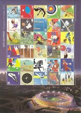 GB 2011 -  London 2012 Olympic/Paralympic Composite/Mini Sheet MNH - SG-MS3204a