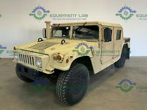 2008 AM General HMMWV M1165A1 Special Ops Tactical Vehicle 3000 Miles