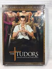 the tudors  the complete first season new sealed dvd 4 disc set