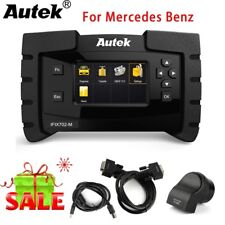 Auto OBD2 Scanner for Mercedes Benz Programming Coding ABS SRS Oil EPB Engine