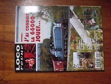 $$4 Loco-Revue N°597 66000 Jouef  Degulbeef & Cradding  141.TC Carhaix