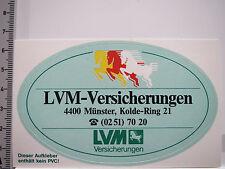 Aufkleber Sticker LVM - Versicherung - Münster - Pferde (5181)