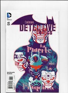 Detective Batman # 43  Dc new 52 N mint 1st print