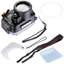 Carcasas submarinas para cámaras de vídeo y fotográficas Sony