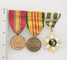 USA 3 Medal Group Vietnam