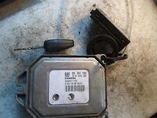 Vauxhall Opel Zafira Z18XE 00-05 ECU Kit 55351703 5WK91721 5WK9 1721 55 351 703