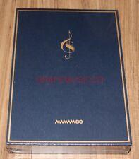 MAMAMOO SOLAR K-POP Gamsung Photobook + CD SEALED