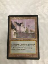 MTG Magic Italian Tolarian Academy x1 Urza's Saga NM-