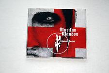 Marilyn Manson Personal Jesus 4 tracks single