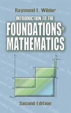Dover Books on Mathematics: Introduction to the Foundations of Mathematics : Sec