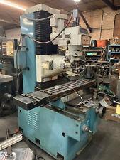 Swi Cnc Bed Mill Parts Machine