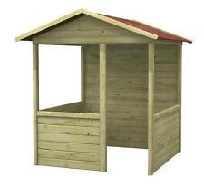 Casetta gioco in legno per bambini, casetta arredo giardino parco per bambini
