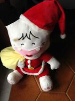 Peluche giocattolo Hallo Spank Babbo Natale santa claus
