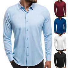 Freizeithemd Langarmhemd Hemd Shirt Casual Classic Herren OZONEE MECH/2122