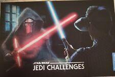 Lenovo - Star Wars Jedi Challenges AR Headset w/ Lightsaber Controller