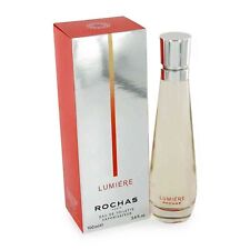 ROCHAS LUMIERE - 100 ML  / 3.4 FL. OZ.- EAU DE TOILETTE NATURAL SPRAY