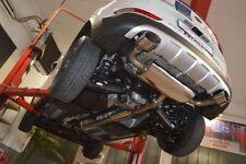 FMS 70mm Duplex-Anlage Edelstahl Kia Sportage (QL, ab 16) 1.6l T-GDI AWD 130kW