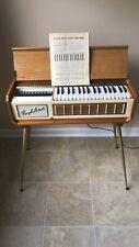 Antique Royal Artist Chord Organ Farfisa