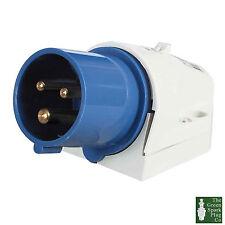 Durite-PLUG superficie montata 16 Amp 230 V Bg1 - 0-684-66