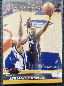 2007-08 Stadium Club - First Day Issue - Jermaine O'Neal - #10 (0728/1999)