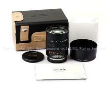 MITAKON Speedmaster 50mm f/ 0.95 w/Haube Sony Nex E mount FF A7R II A7S zhongyi