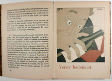 Monseigneur le vin Ed. Nicolas 1927 BE