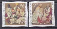 Germany B739-40 MNH 1992 St. Anne Carvings Christmas Full Set Very Fine