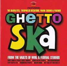 VARIOUS ARTISTS Title: GHETTO SKA NEW CD £9.99