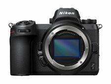 Nikon Z7 Hybride 45,7 Mpix Appareil Photo Numérique - Noir (Boitier nu)
